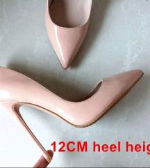 Novi nude čevlji
