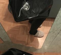 Armani Jeans lak torbica