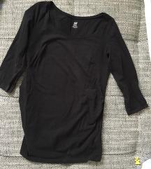 Nosecniska crna majica H&M