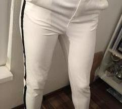 Zara bele hlace