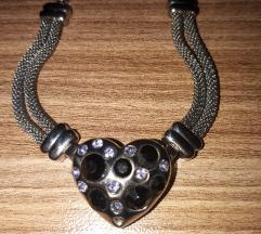 Srcek zapestnica