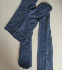 Temno modre hlačne nogavice /NOVE