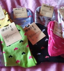Nove ženske nogavice