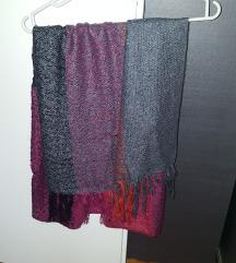 pleten šal