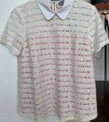 MARELLA SPORT čipkasta bluza