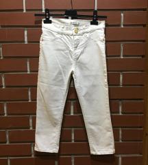 High weist vintage style 3/4 hlače