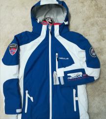 NOVA smucarska bunda Nebulus z etiketo PTT vstet