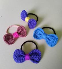 Mašelčki na gumici za lase