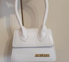 Jacquemus replika bela mala torbica