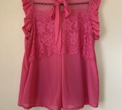 NOVA roza bluza