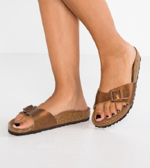 Birkenstock rose gold original