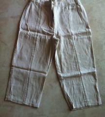 Lanene kapri hlače - akcija