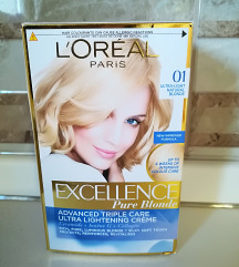 L'Oreal Excellence ultra-light natural blonde
