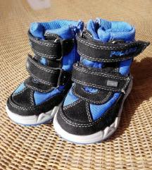 otroški zimski škornji