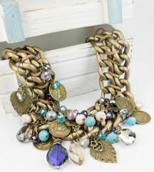 Masivna ogrlica-UNIKAT