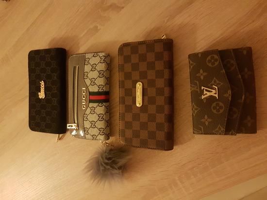 Gucci,LV denarnice