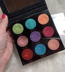 Makeup revolution glitter paleta