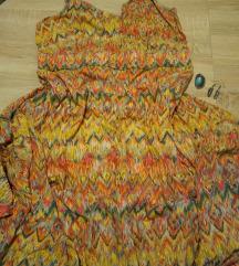 Poletna pisana obleka