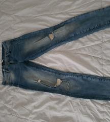 Jeans hlace Zara trafaluc