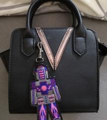 Mini črna torbica