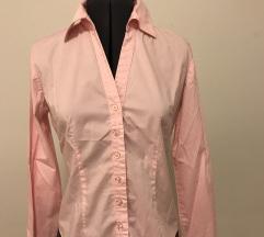 Roza klasična bluza