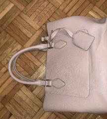ZARA torbica puder roza