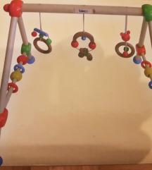Lesen otroški most-didaktična igrača