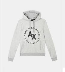 Armani exchange pulover hoodie