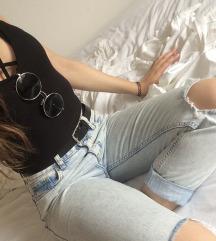 Mom jeans kavbojke (mpc 35€)