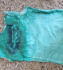 Balenciaga asymmetric shirt ss2012