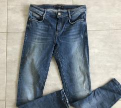 Zara midrise jeans