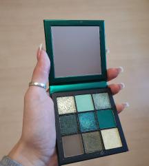 Huda Beauty Emerald Obsessions paletka