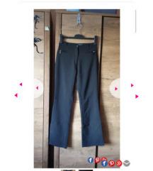 Nove črne elegantne/poslovne hlače