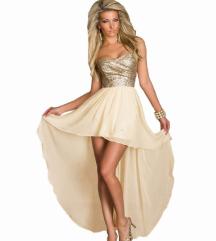 Zlata obleka
