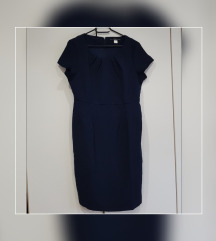 URBAN by VENCA nenošena modra obleka m / l