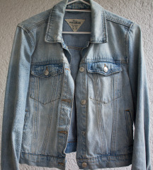 Svetla jeans jakna