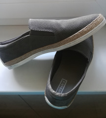 Novi slip on čevlji usnjeni