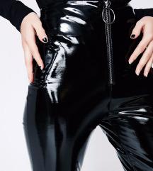 vinyl hlače M