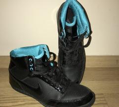 Nike črno modre superge nove št. 41