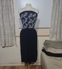 Ženska elastična oprijeta obleka