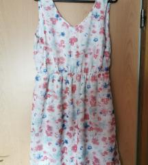 Oblekica z rožicami
