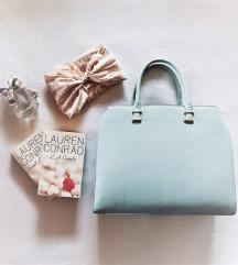 Pastel modra torbica (NOVO)