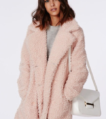 Missguided NOV teddy plašč