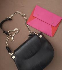 ZARA torbica +darilo H&M
