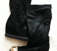Semiš škornji